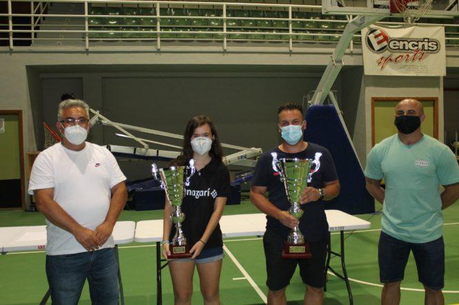 Rosa Lorente Campeona Absoluta Provincial 2020
